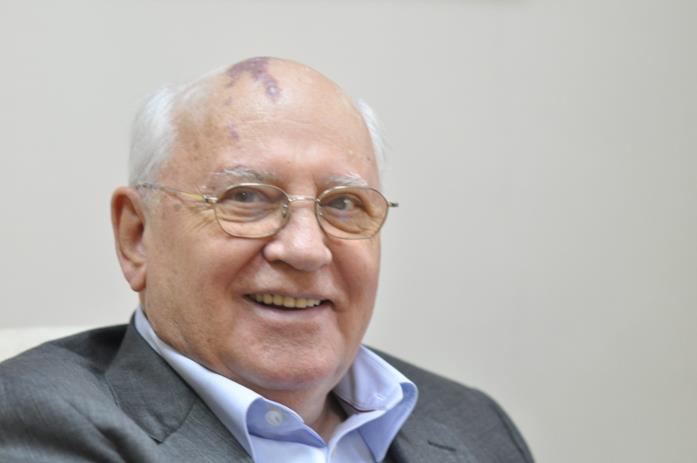 Mikhail Gorbachev ai giorni nostri