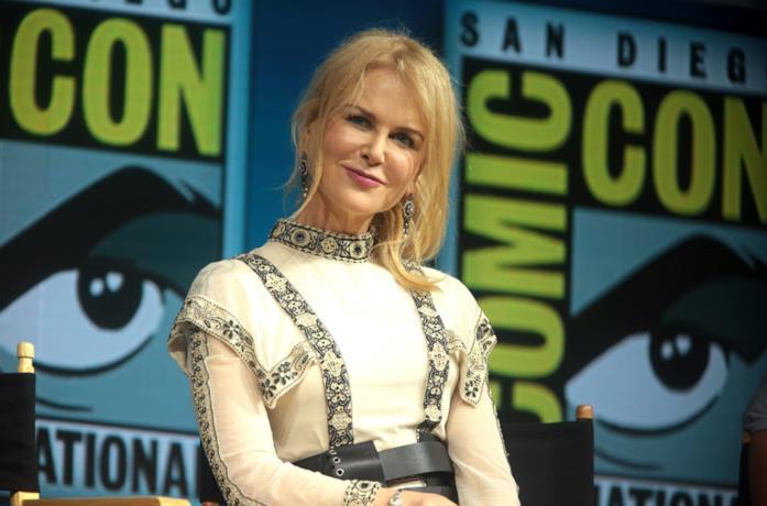 Nicole Kidman al Comic Con di San Diego