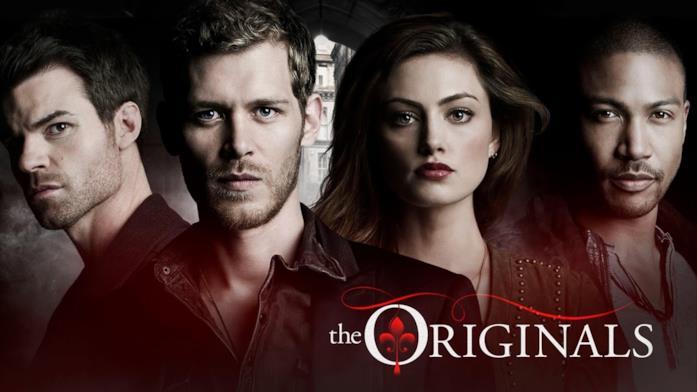 Il cast di The Originals