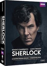 Sherlock St. 1-4 + L'Abominevole Sposa (Box 10 Dvd)