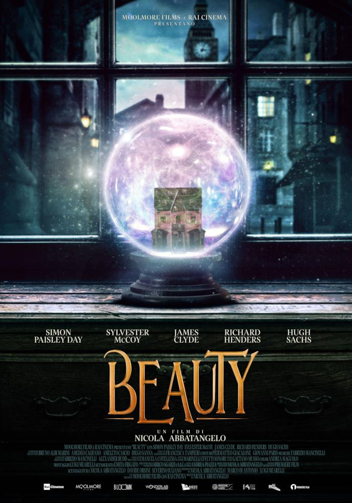 La locandina key art del corto Beauty