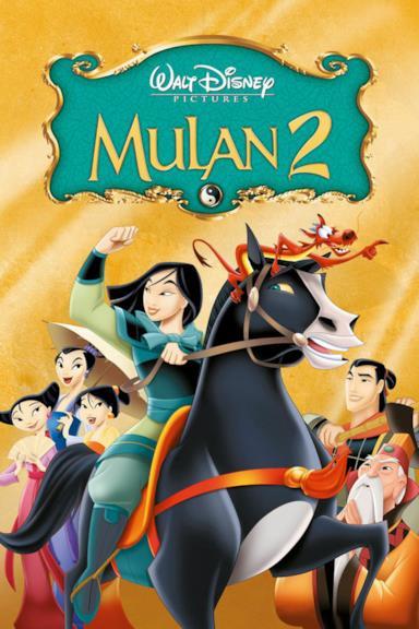 Poster Mulan 2