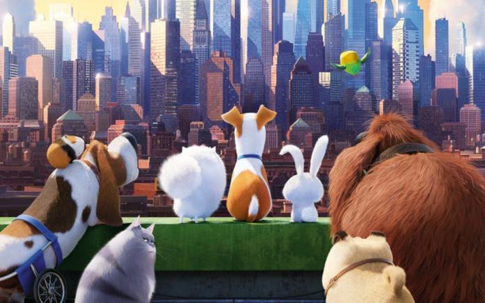 Pets - Vita da animali: i personaggi