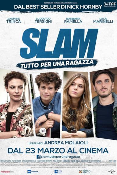 Poster Slam - Tutto per una ragazza