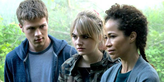 Tyler, Kinsey ed Ellie