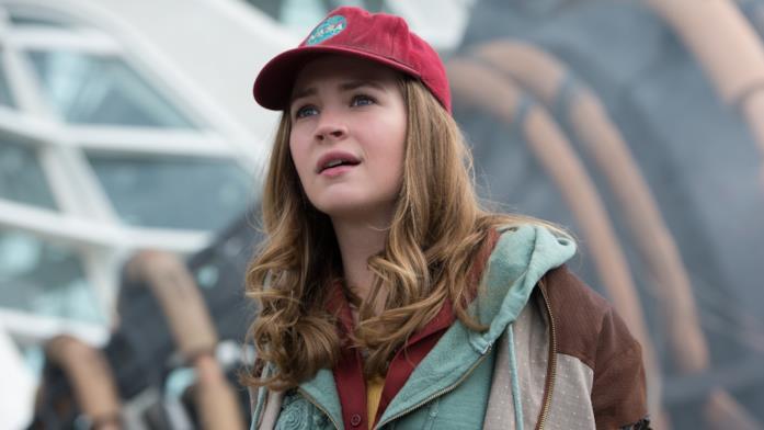 Casey Newton, personaggio interpretato da Britt Robertson