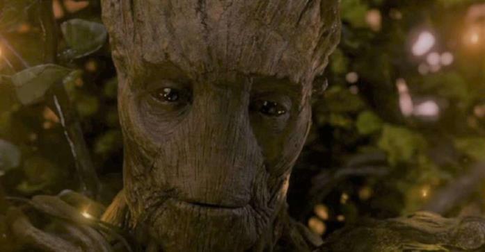Groot si sacrifica nel finale di Guardiani della Galassia