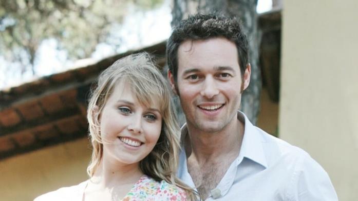 Maria e Marco nell'ottava stagione di Un medico in famiglia