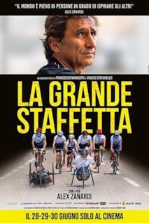 Poster La grande staffetta