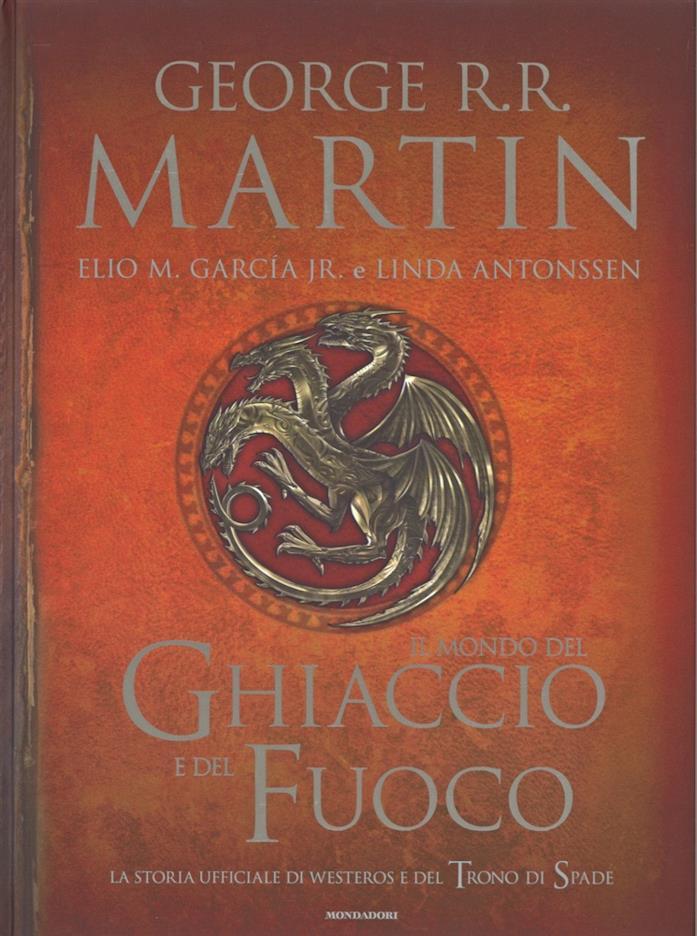 Cover del libro Il mondo del ghiaccio e del fuoco