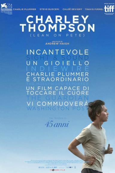 Poster Charley Thompson