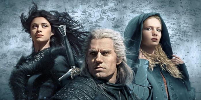 Geralt, Ciri, Yennefer