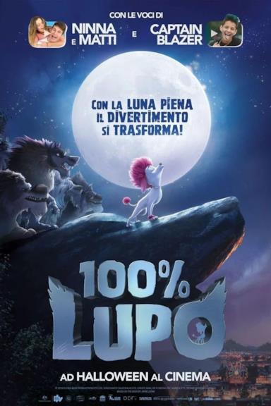 Poster 100% lupo