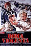 Poster Roma violenta