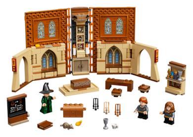 LEGO - Lezione di Trasfigurazione