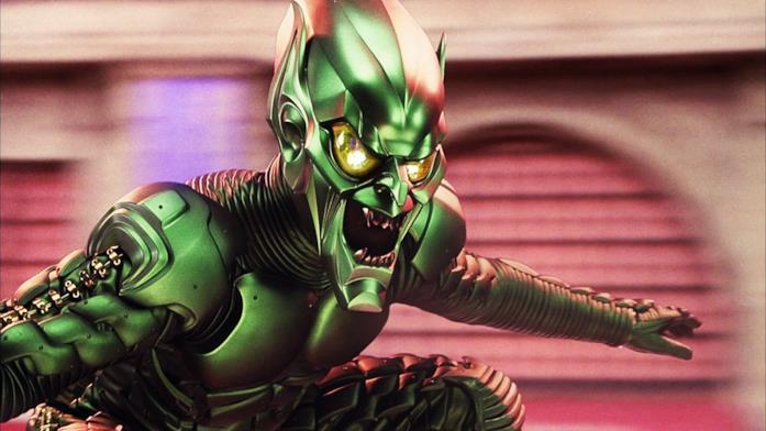 Norman Osborn è Green Goblin in Spider-Man