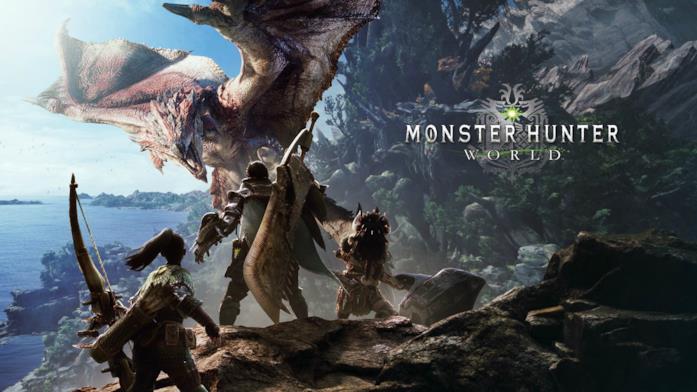Monster Hunter World per PS4, Xbox One e PC