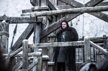 Jon Snow nel finale di Game of Thrones 8