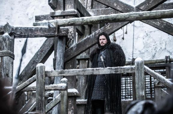 Jon Snow nel finale di Game of Thrones 8