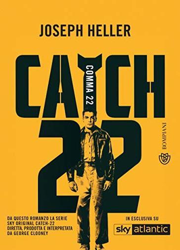 Comma 22. Catch 22