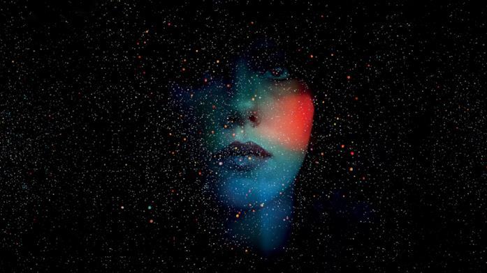 Un primo piano di Scarlett Johansson in Under the Skin (2013)