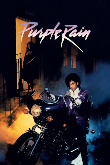 Poster Purple Rain