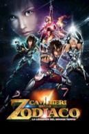 Poster I cavalieri dello zodiaco - La leggenda del Grande Tempio