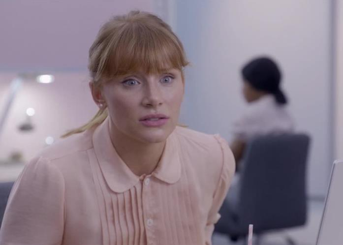 Bryce Dallas Howard protagonista di un episodio di Black Mirror