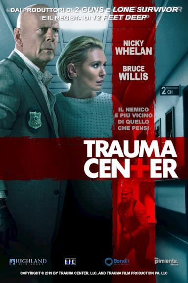 Poster Trauma Center - Caccia al testimone