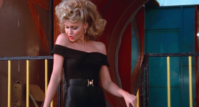 Olivia Newton-John in Grease
