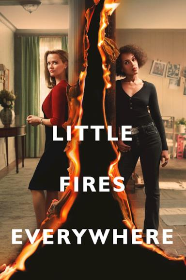 Poster Little Fires Everywhere