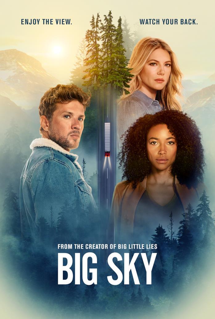 Il poster di Big Sky