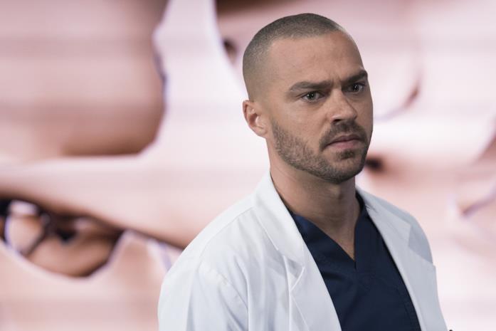 Jesse Williams lascia Grey's Anatomy