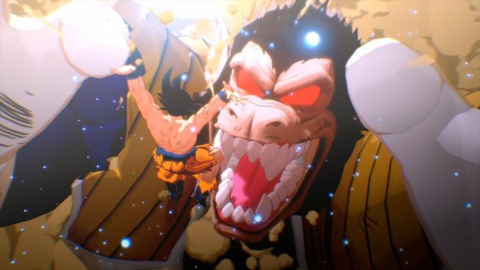 Goku Genkidama Vegeta