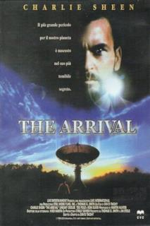 Poster The Arrival