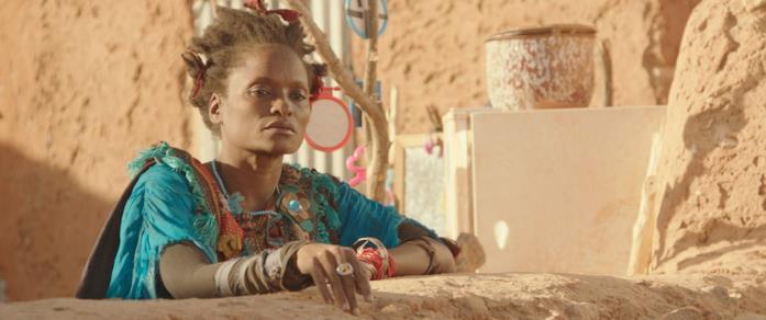 Kettly Noël in una scena di Timbuktu
