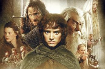 I protagonisti della trilogia cinematografica de Il Signore degli Anelli