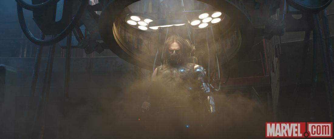 Winter Soldier in Capitan America: Civil War