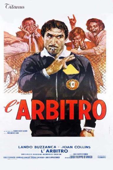Poster L'arbitro