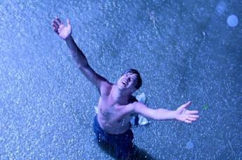 Tim Robbins ne Le ali della libertà