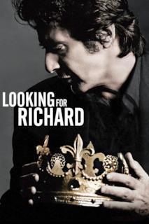 Poster Riccardo III - un uomo, un re