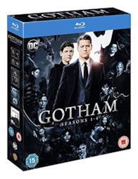 Gotham 1-3 (Cofanetto in italiano)