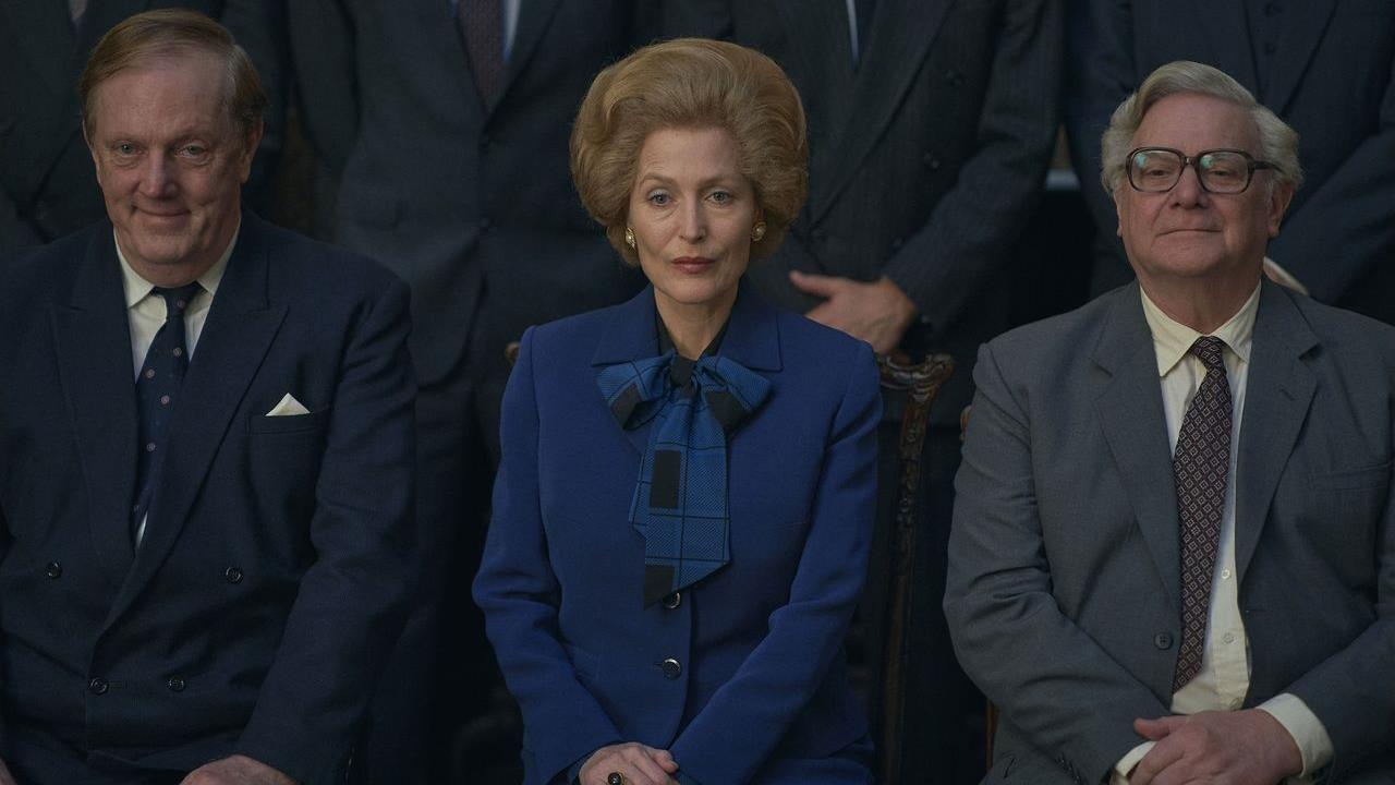 The Crown 4: Gillian Anderson è una favolosa Margaret Thatcher nel nuovo trailer