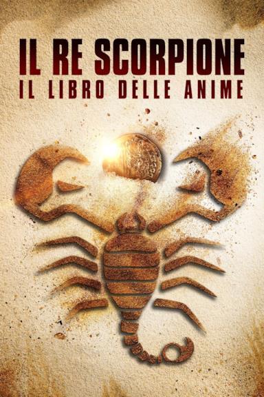 Poster Il Re Scorpione - Il libro delle anime