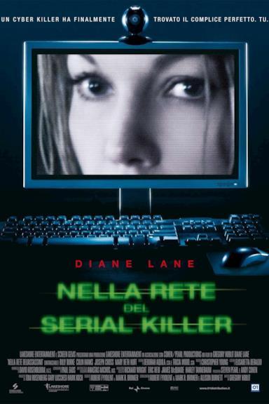 Poster Nella rete del serial killer