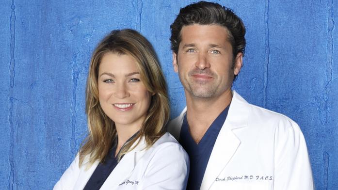 Ellen Pompeo e Patrick Dempsey, la coppia amata dai fan di Grey's Anatomy