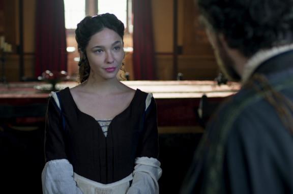 Matilda De Angelis in Leonardo