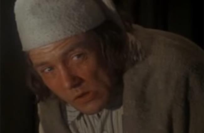Scrooge ne La Più Bella Storia di Dickens
