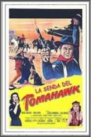 Poster La pista dei Tomahawks