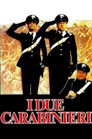 Poster I due carabinieri